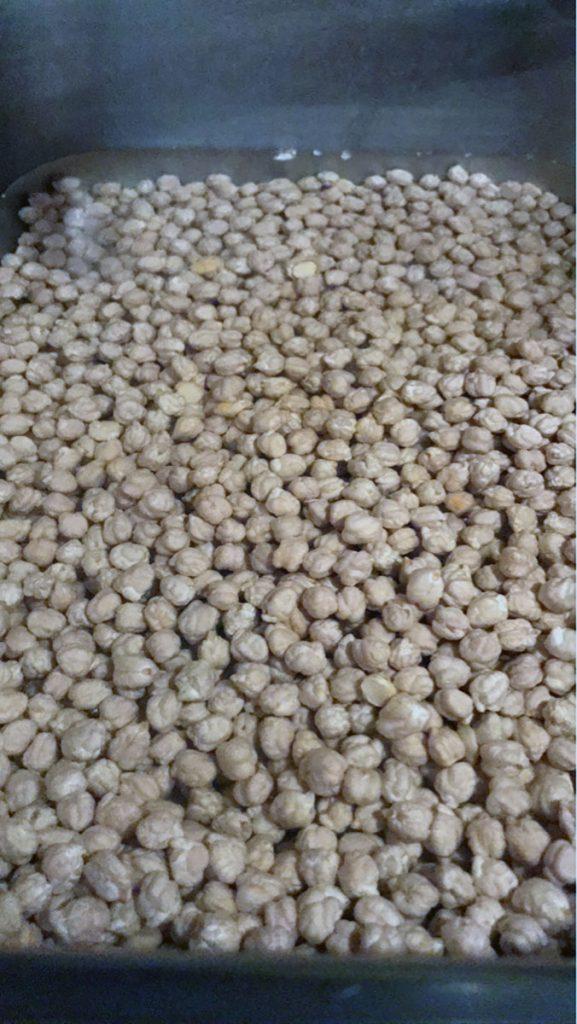 Falafel Produktion